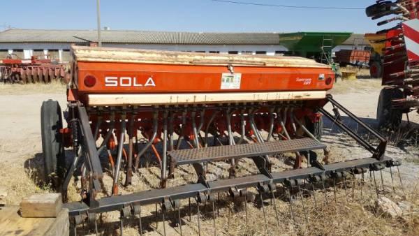Sembradora SOLA 3 metros