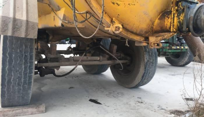 Cisterna Tractomotor 8000 litros
