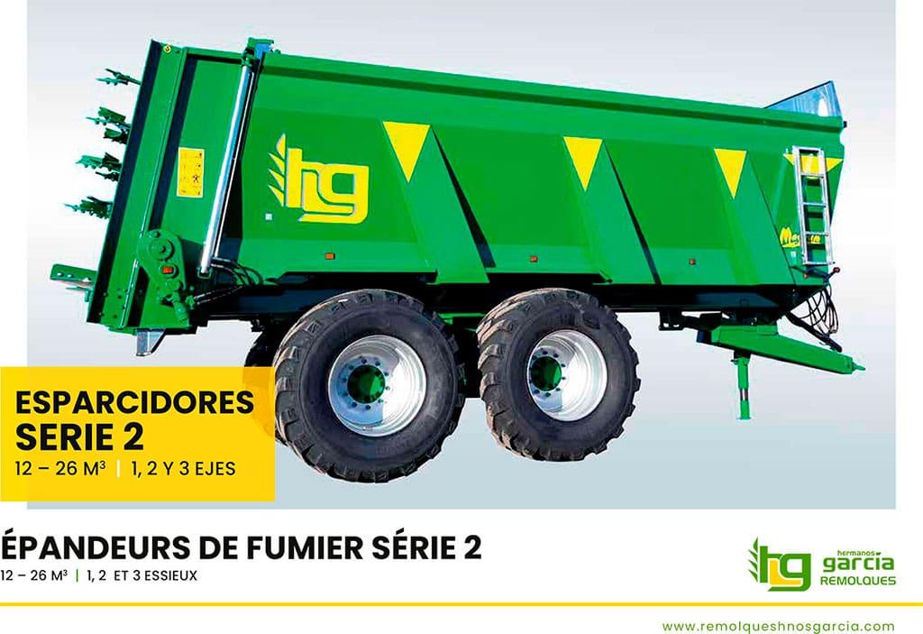 Esparcidores Serie 2 (Español - Français)